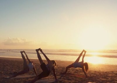 Yoga workshop Scheveningen