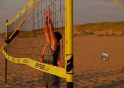 Beachvolleybal toernooi