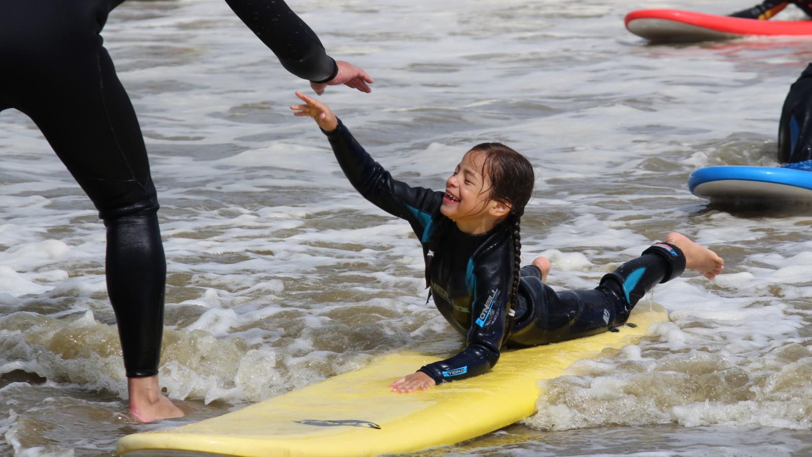 Surfkamp Scheveningen zomerkamp