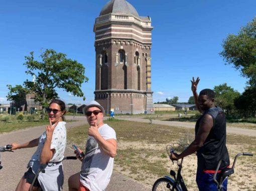 Tandem tour Scheveningen